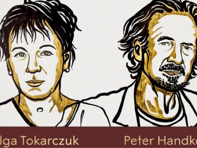 Premio Nobel per la Letteratura per il 2018 a Olga Tokarczuk e per il 2019 a Peter Handke