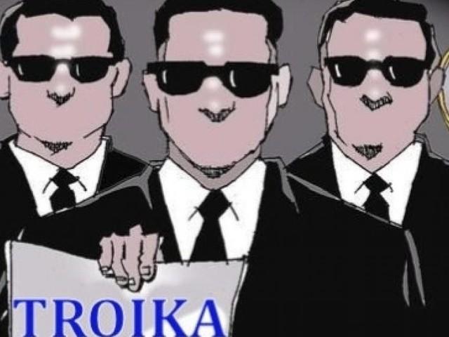Troika all'Italia, ecco il piano per insediarla e cosa potrebbe fare