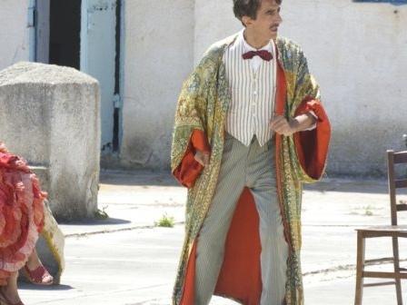 """Il fascino della Sardegna in scena a Londra con """"La stoffa dei sogni"""""""