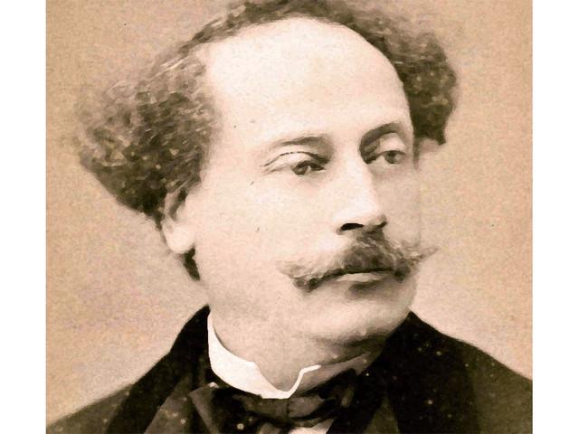 Biografia di Alexandre Dumas figlio