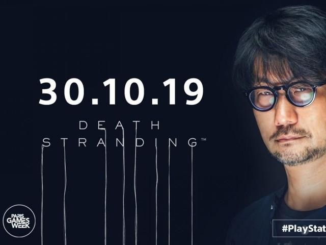 Death Stranding alla Paris Games Week 2019, Kojima prepara una sorpresa per il 30 ottobre