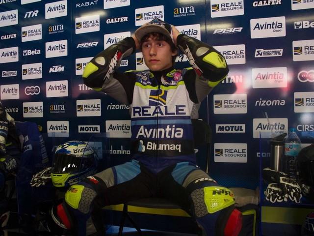 CEV Moto3, brutta tragedia: muore il 14enne Andreas Perez