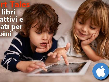 Smart Tales | tanti libri interattivi e animati per bambini - Web Apps Magazine