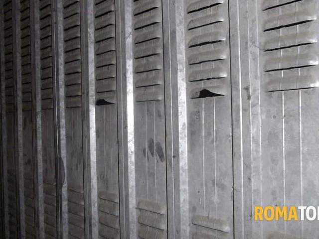 Montesacro: ladro seriale nei box auto, scovato grazie all'identikit