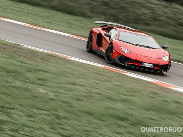 Le più belle guidate - Lamborghini Aventador SV, Superveloce di nome e di fatto