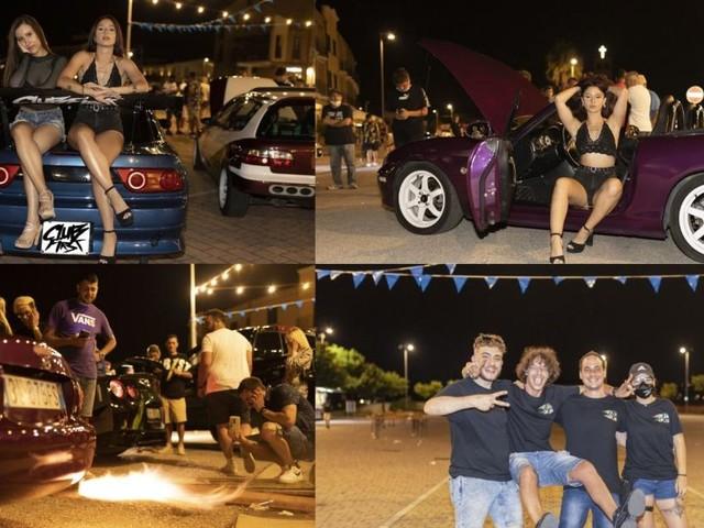 """Morrovalle, rombano i motori: tutti in piazza per il secondo raduno del """"Club Streetlords"""""""