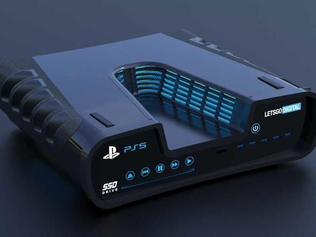 Ma allora il futuristico dev-kit di PS5 esiste davvero! Guardatelo nel primo scatto dal vivo