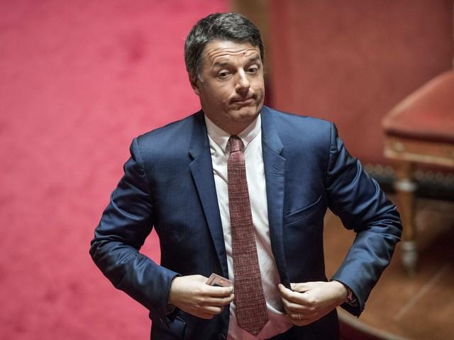 Renzi non lascia il Pd, anzi sì. Per rinforzare Conte (e se stesso)