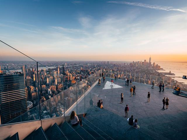 Edge. La nuova terrazza panoramica sulla Grande Mela
