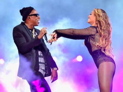 Beyoncè e Jay Z: due concerti insieme, a Milano e Roma