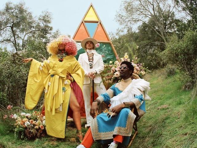 LSD (Labrinth, Sia e Diplo), esce il 12 aprile l'album d'esordio del trio: ascolta subito 'No New Friends' – VIDEO/COVER