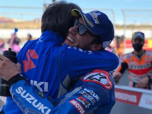 """MotoGP   Rins: """"Darò il massimo per il titolo"""""""