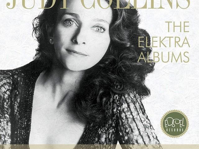 Cofanetti Autunno-Inverno 3. L'Usignolo Dagli Occhi Azzurri: Seconda Parte. Judy Collins – The Elektra Albums, Volume Two (1970-1984)