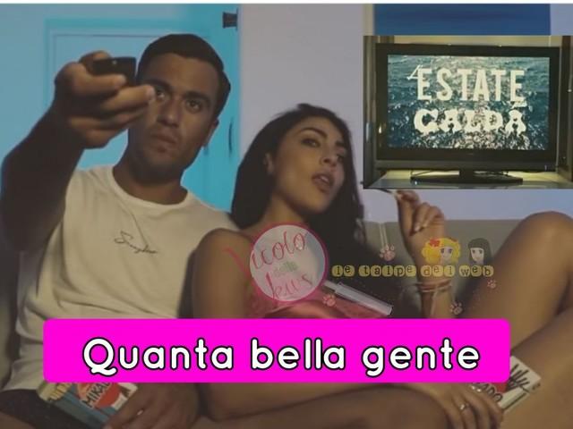 'Grande Fratello Vip' Nel video musicale della hit estiva di Pierpaolo Pretelli, oltre alla fidanzata Giulia Salemi, anche un ex tronista e due sexi gemelle famose