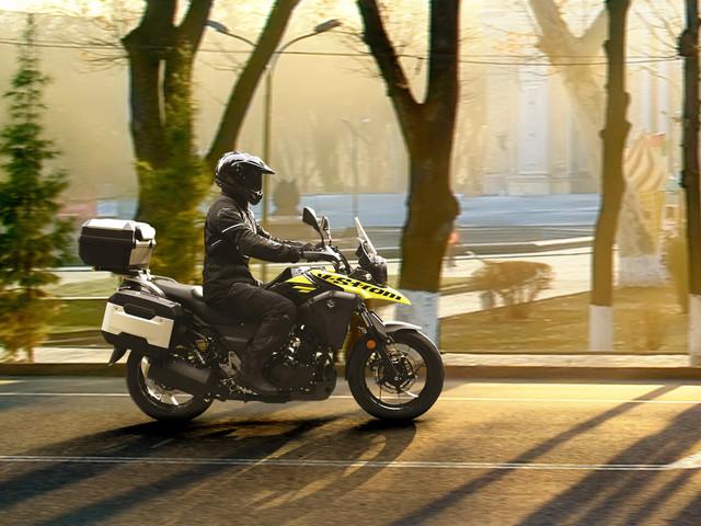 Suzuki V-Strom 250: libertà a tasso zero