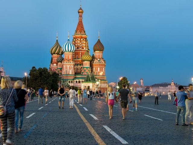 Prima volta in Russia per la 3Tre: si vola a Mosca