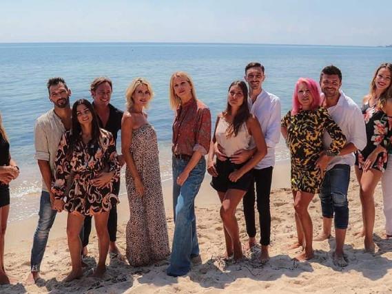 Temptation Island Vip, anticipazioni: Alex Belli e Delia Duran sbarcano sull'isola