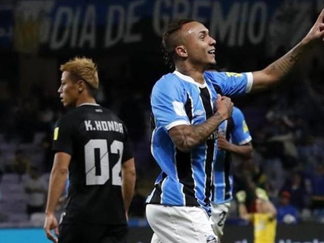 Gremio, è finale Mondiale Pachuca piegato da Everton