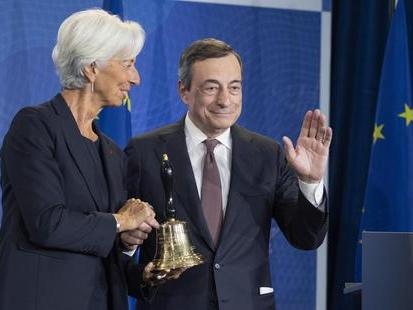 BCE: inizia l'era di Christine Lagarde, staffetta con Draghi