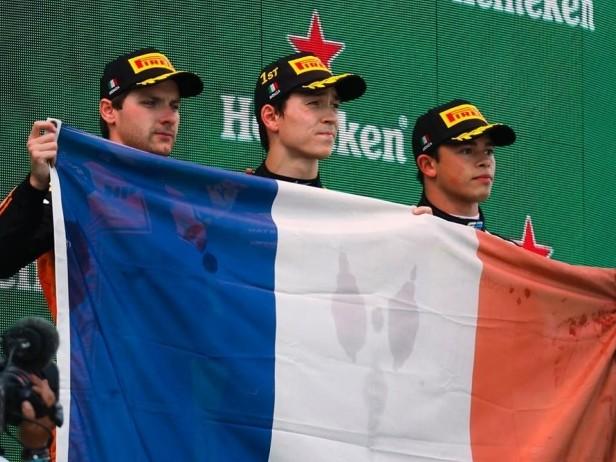 F2 e F3, un weekend a Monza pensando a Hubert