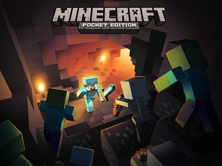 -GAME-Minecraft: Pocket Edition vers 1.1.1