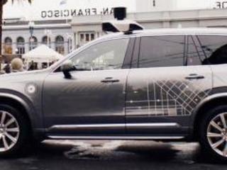 Uber, accordo con Volvo. I primi robotaxi saranno XC90