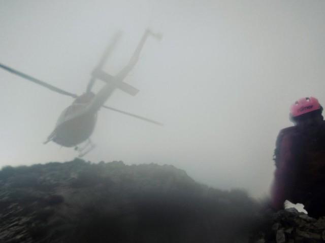 Montagna, si perde durante un'escursione in Val Tramontina: 77enne salvata con l'elicottero