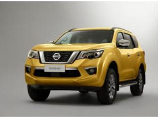 Nissan Terra: suv solo per la Cina