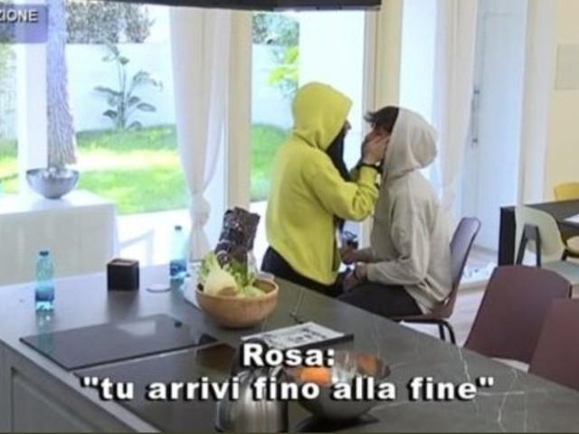 """Amici 20, Rosa Di Grazia """"sparisce"""" da Instagram: poi il commento su Deddy – VIDEO"""
