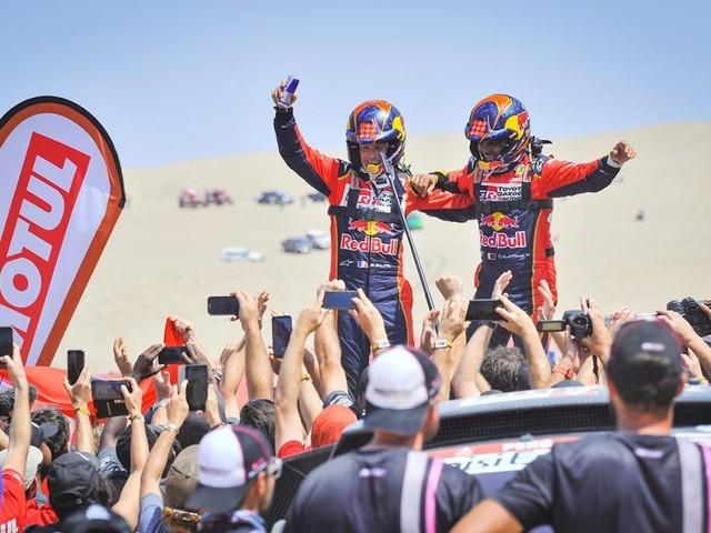 Dakar - Al-Attiyah e la Toyota vincono l'edizione 2019