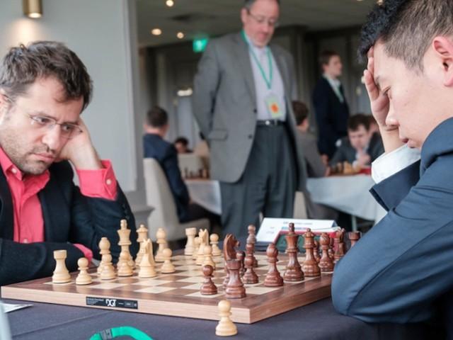 Scacchi, FIDE Grand Swiss 2019: Aronian batte Wang Hao e raggiunge in testa Caruana che pareggia con Grischuk, patte anche per Carlsen e Vocaturo