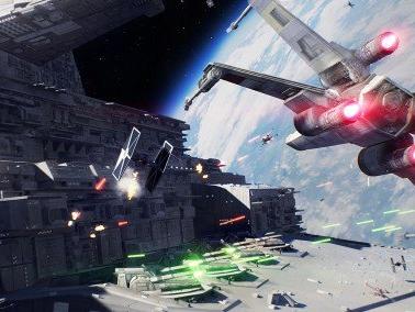Gamescom 2017: EA mostra le battaglie spaziali di Star Wars Battlefront II