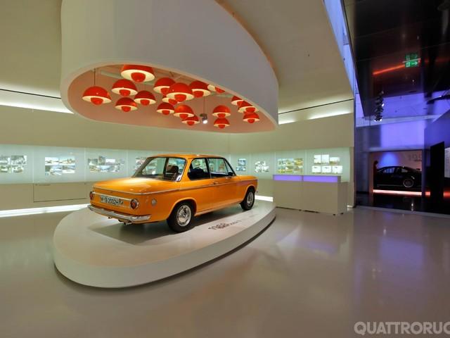 BMW Museum - La sua storia e le sue auto - FOTO GALLERY