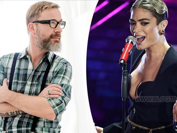 Elodie e Marco Masini hanno litigato a Sanremo 2020, l'indiscrezione del backstage