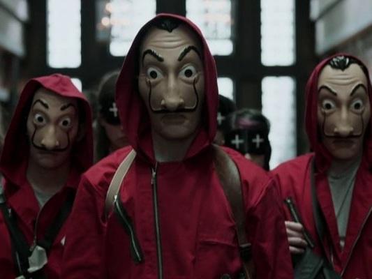 La casa di carta 3: Palermo tra i nuovi personaggi della serie Netflix