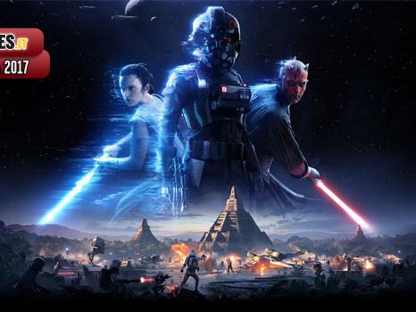 Star Wars Battlefront 2: dettagli sulla modalità Starfighter Assault | Gamescom 2017