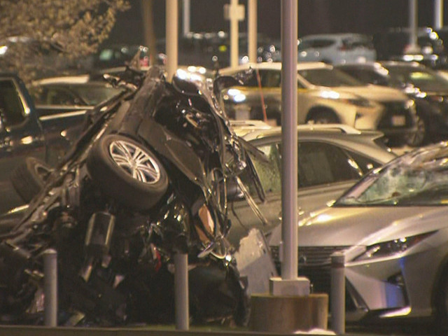 Driver Killed In Crash At Lexus Dealership On Route 9 In Northboro
