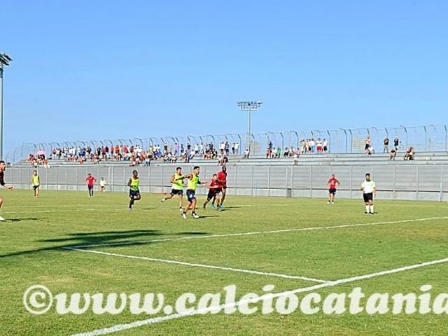 Catania, continua la preparazione in vista dell'Avellino: Emanuele Catania in evidenza