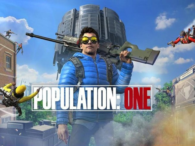 OCULUS: Arriva Population One, il battle royale per Quest e Rift