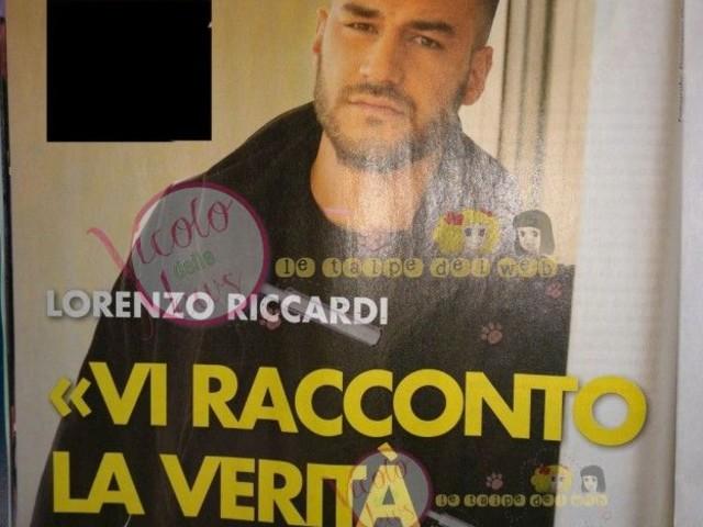 'Uomini e Donne' Intervista a Lorenzo Riccardi, ad oggi Claudia Dionigi è davvero la sua scelta? Ecco cosa gli dice il suo cuore…arriva il monito per Giulia Cavaglià!