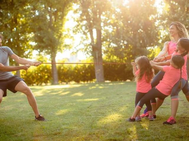 """L'allenamento in famiglia. Caggiati: """"Ecco il workout per mamme e figli"""""""