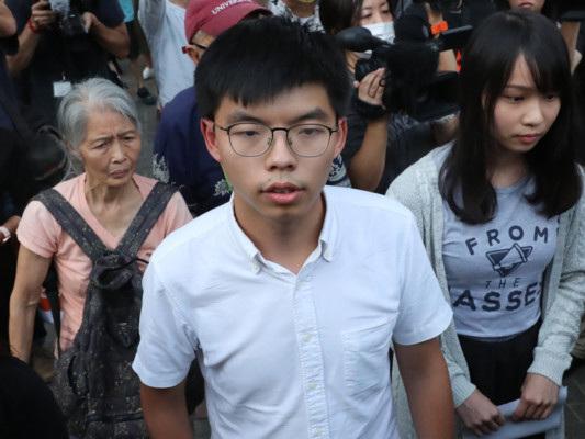 """La """"sindrome di Mulan"""" che muove i giovani leader della protesta di Hong Kong"""