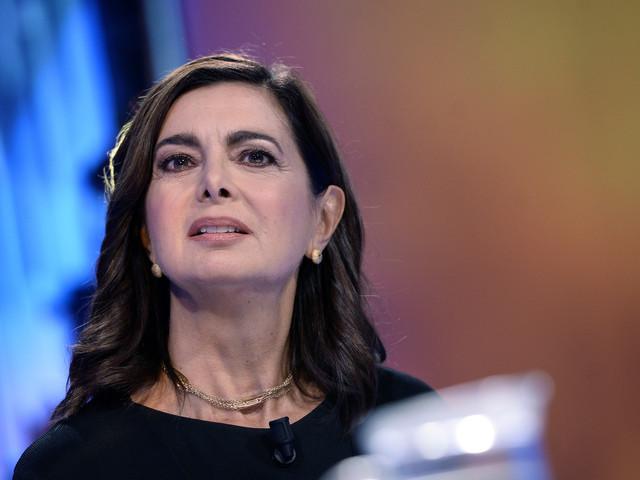 """L'annuncio della Boldrini: """"Adesso devo operarmi"""""""