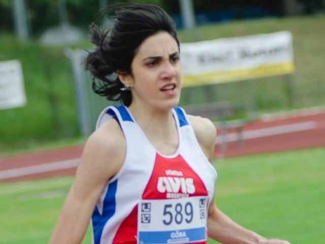 Macerata, Eleonora Vandi si migliora negli 800 metri: record stagionale
