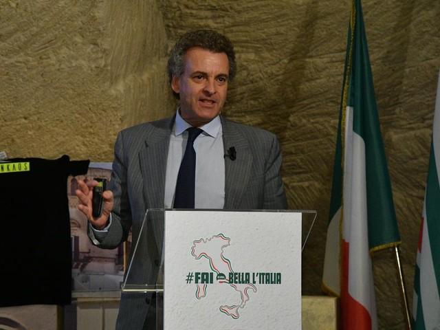 """San Benedetto premiata a Matera all'evento """"Fai Bella l'Italia"""""""