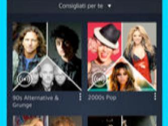 Amazon music: l'app si aggiorna alla vers 10.15.0