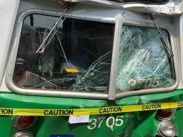 Green Line Trolley Driver Facing Charges For July Crash