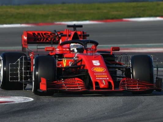 F1, Test Barcellona 2020: Sebastian Vettel e Charles Leclerc mercoledì entrambi in pista con la Ferrari