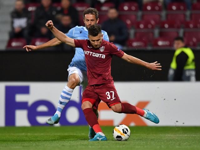 Coppa amara per la Lazio: in Romania va ko col Cluj