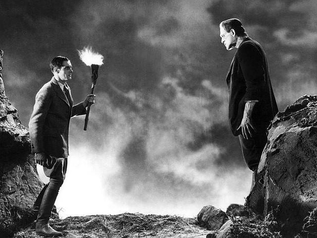 Edipo, Prometeo, Lucifero: i tratti mitici del dottor Frankenstein
